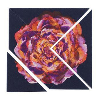 printed tangram game for artists
