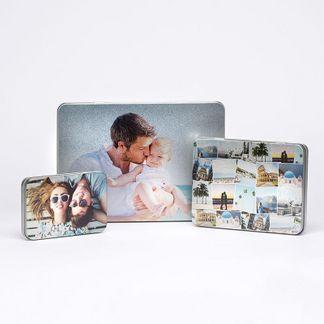 personalized tin box
