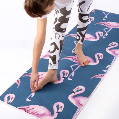 esterilla de yoga personalizada