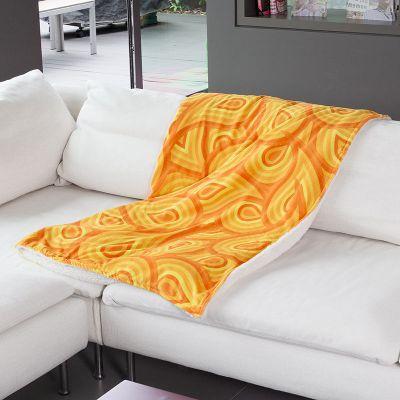 pläd för soffan