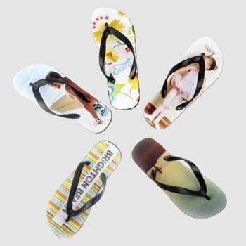 custom thongs