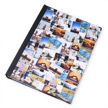 fotodruck scrapbook selbst gestalten mit collage