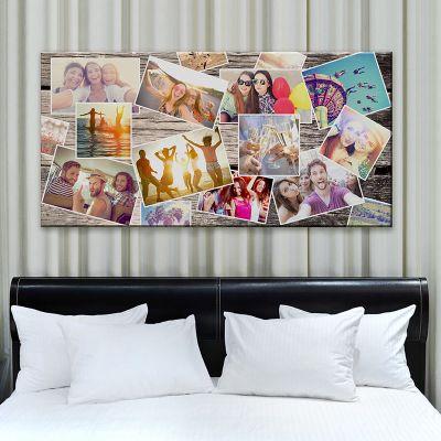 lienzos collage personalizados