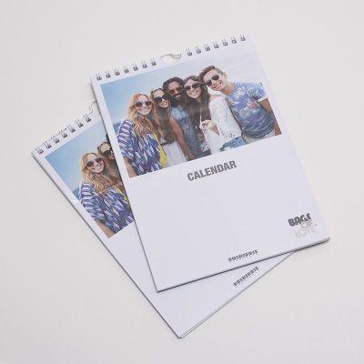 gepersonaliseerde fotokalenders