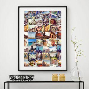poster de fotos para madres personalizados