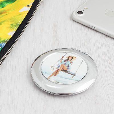 espejos de bolsillo personalizados