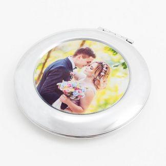 espejos de bolsillo para bodas personalizados