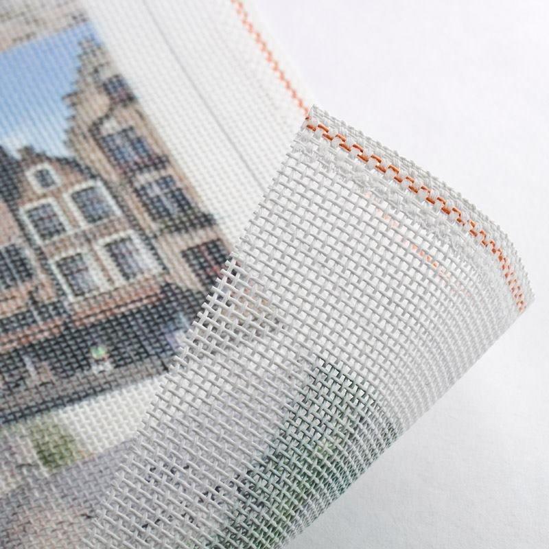 customised needlepoint tapestry canvas