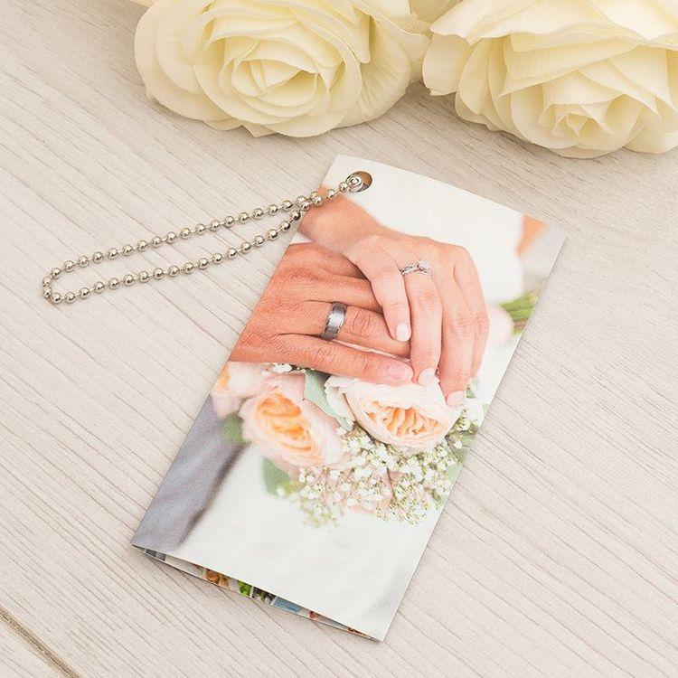 Gepersonaliseerde Huwelijk Tags