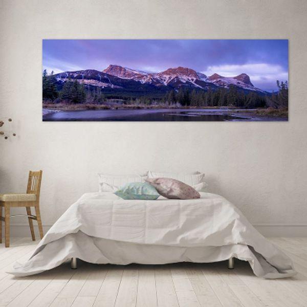 panoramic canvas