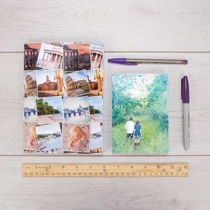 personalised photo notebooks