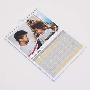 カレンダー 写真プリント