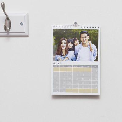 gepersonaliseerde kalenders