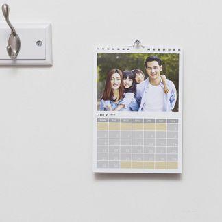 personalised photo calendars