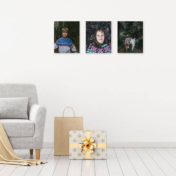 mini canvas gift set