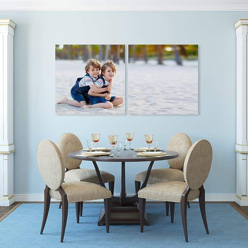 zweiteiliges bild bedrucken leinwand zweiteilig. Black Bedroom Furniture Sets. Home Design Ideas