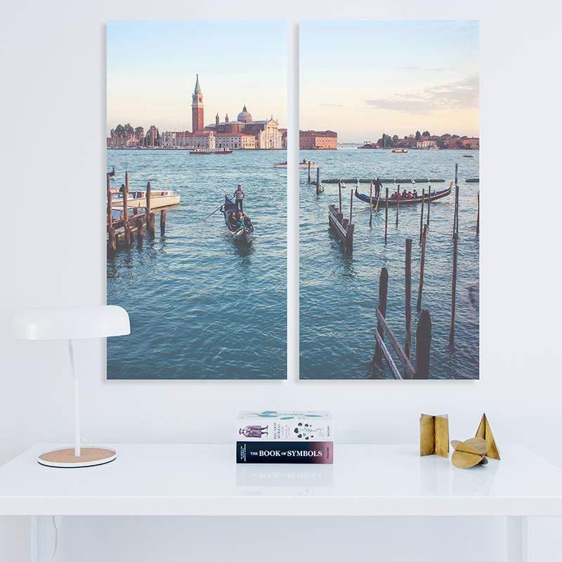 tableau diptyque personnalis cr ez votre tableau diptyque. Black Bedroom Furniture Sets. Home Design Ideas