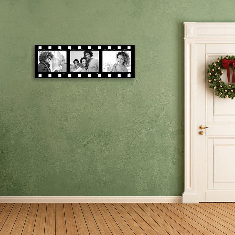 filmstreifen collage auf leinwand drucken leinwand personalisieren. Black Bedroom Furniture Sets. Home Design Ideas