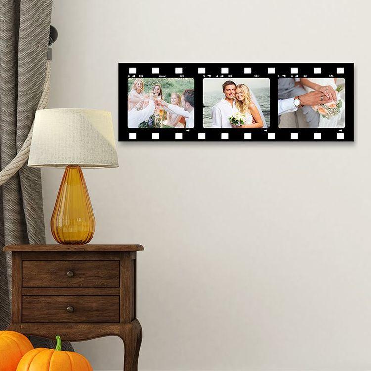 cuadros cinta pelicula personalizados