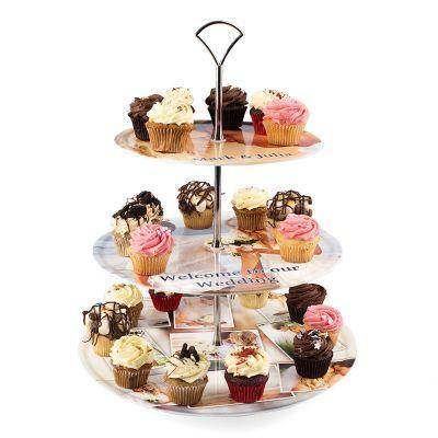 support dessert personnalisé