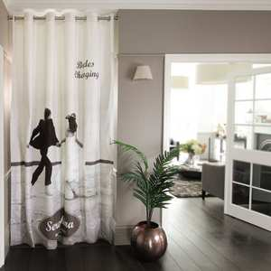 custom door curtain