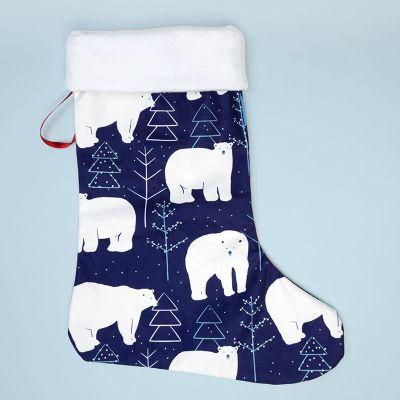 Créez votre propre chaussette de Noël