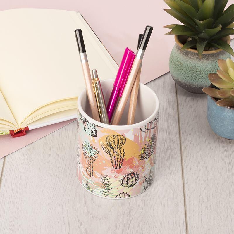 Designs Of Pen Stand : Customised pen holder with your designs customised pen stand