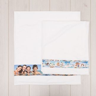 toallas personalizadas con collage