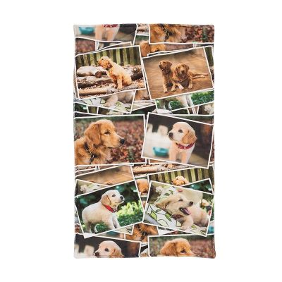 customised microfibre pet towel