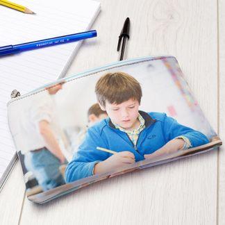 Trousse à crayons personnalisée pour la maîtresse d'école