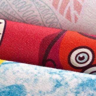 Tissu coton Idée Cadeau Photo