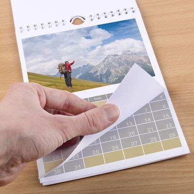 calendario personalizado 2019 navidad