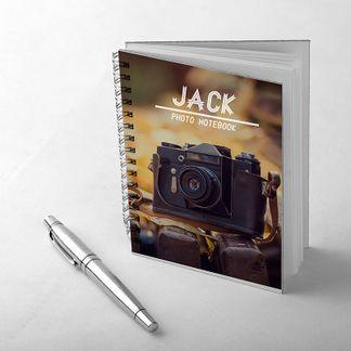 business spiral notebooks