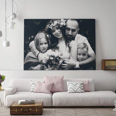 gepersonaliseerd canvas met foto