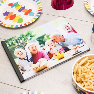 libros de firmas comunión personalizados con fotos