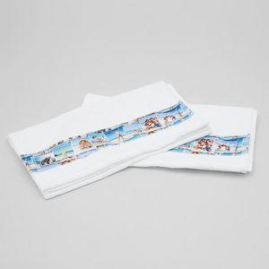 Mr & Mrs handdoeken