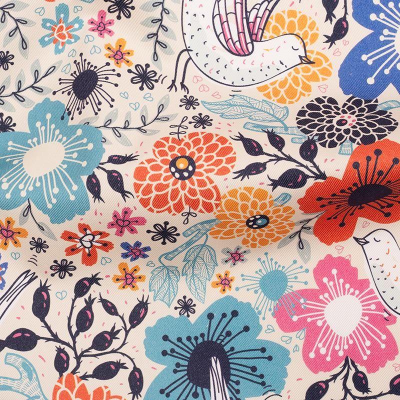 Cotton drill fabric UK