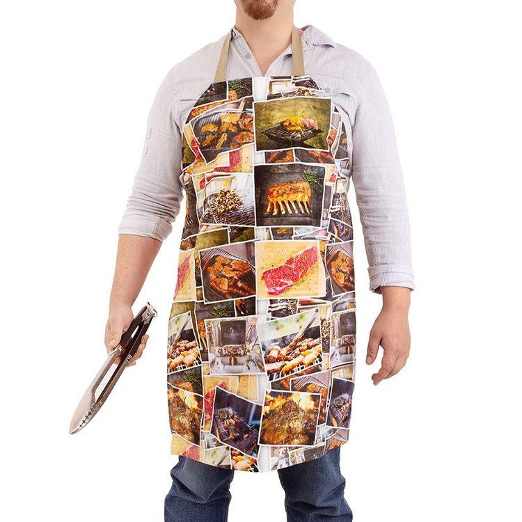 Custom BBQ Apron