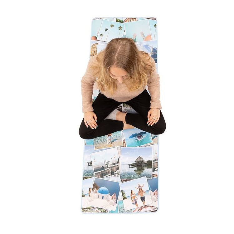 yogamatte bedrucken