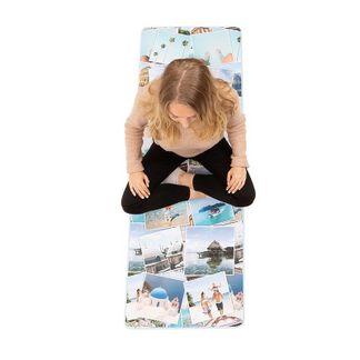 personalised yoga mats