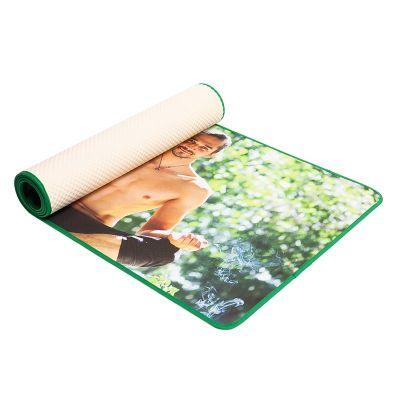 gepersonaliseerde yogamatten