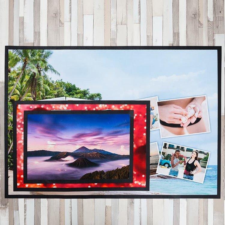 paillasson personnalis photo sur tapis d 39 entr e personnalis. Black Bedroom Furniture Sets. Home Design Ideas