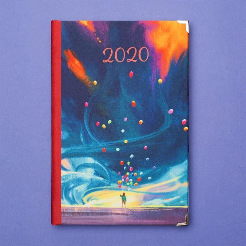 custom diary 2020
