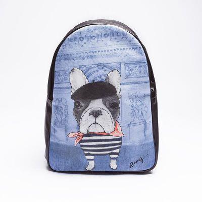 Custom designed backpack