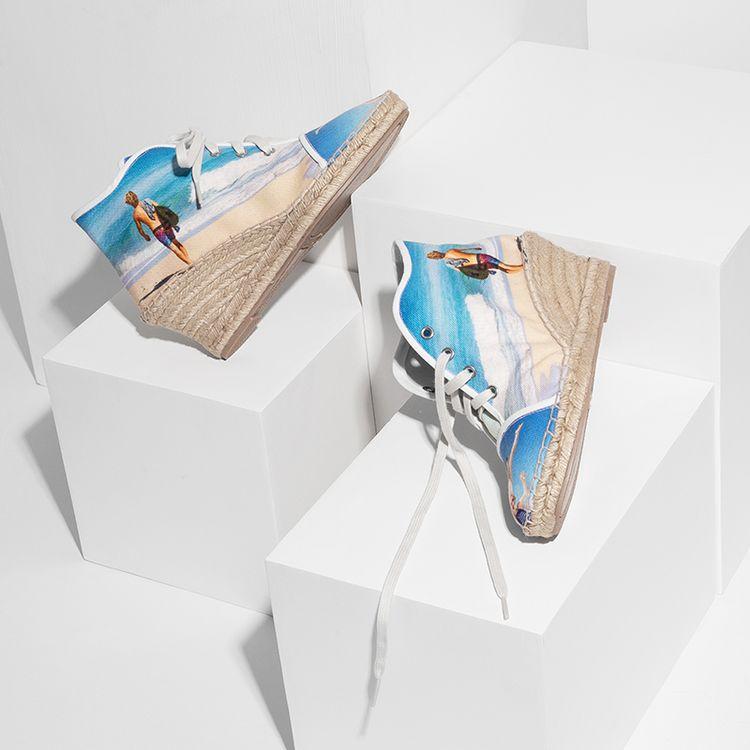 Wedge Espadrilles for Women heel design