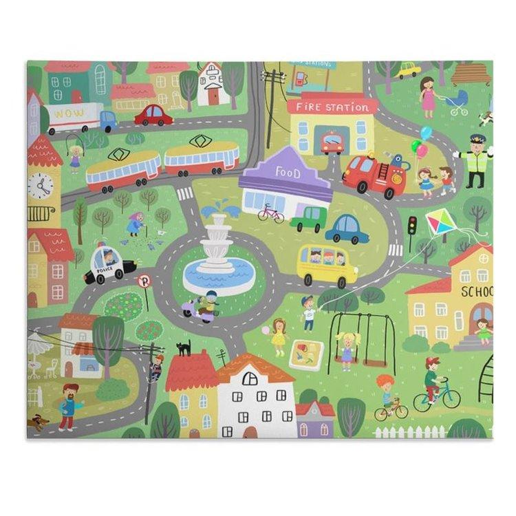 tapis de jeu pour enfant tapis d 39 veil pour b b. Black Bedroom Furniture Sets. Home Design Ideas