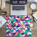 Deskpad Printing pattern design
