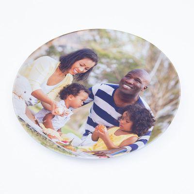 platos de fiesta personalizados familia