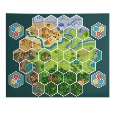 custom game mats