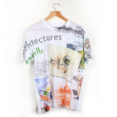 personalised graduation t-shirt